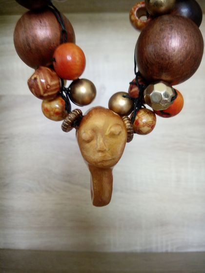 Restful Thinking Necklace