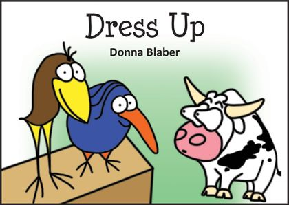 Dress Up - Book 8 in the Kiwi Critters series, incl free delivery worldwide!
