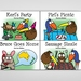 SALE - 4 Kiwi Critters Books for $15 + FREE shipping worldwide!