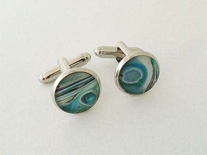 Original Art Cufflinks