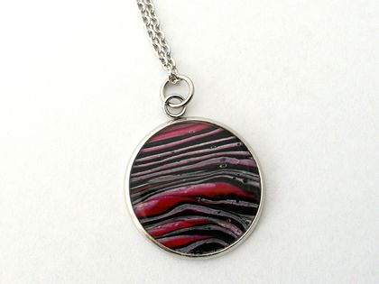 Original Art Pendant
