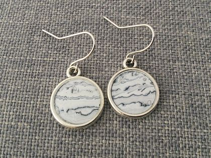 Original Art Earrings