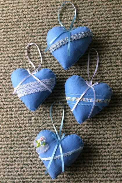 Hearts  room fragrance , wall decoration , gifts