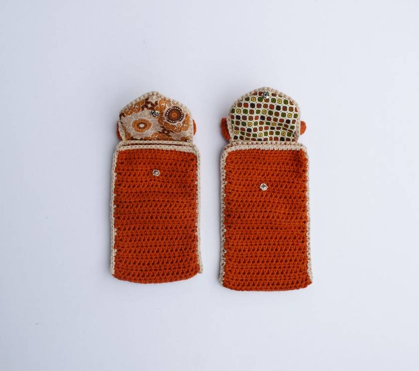 Fox Phone Sleeve.