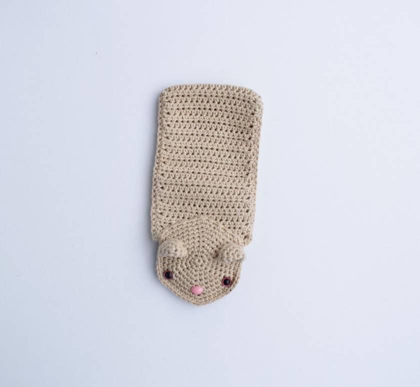 Hamster Phone Sleeve.