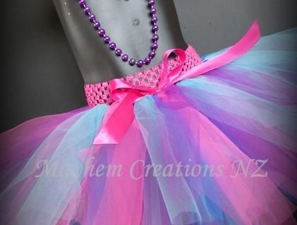Mayhem Creations NZ Berrylishiss tutu skirt