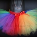 Mayhem Creations NZ Rainbow Tutu