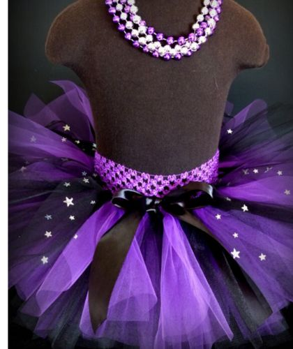 Mayhem Purplicious tutu skirt