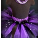 NB - 2 yrs Purplicious tutu skirt by Mayhem Creations