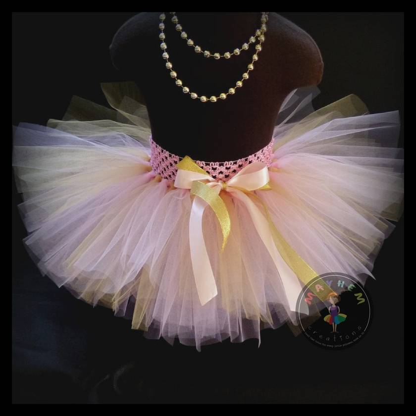 Mayhem Mallow Fluff tutu skirt