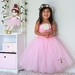 1-2 yrs Flower Girl Dresses by Mayhem Creations