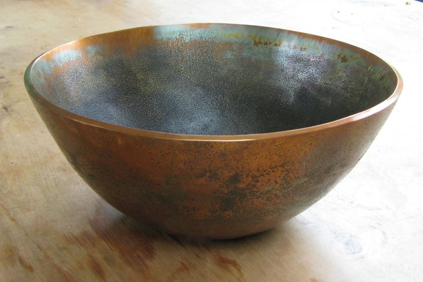 Bell Bowl no.19 (edition of 10)