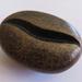 Baby Bean (bronze coffee bean)