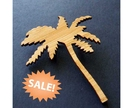 Mamaku Fern Tree Brooch SALE
