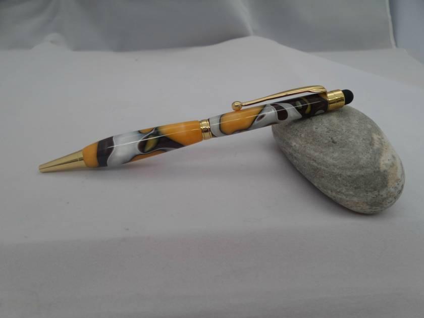 Acrylic stylus pen