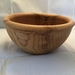 Salad bowl - Chestnut wood
