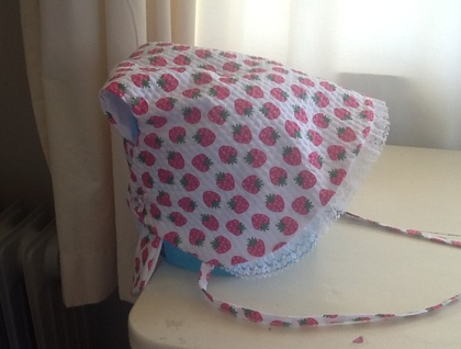 Gorgeous Sun Bonnets - The first of this summers range