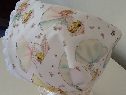 Sun hat / Bonnet - Pretty and Practical - Perfect