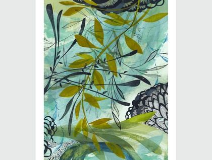 Offerings Giclee Print