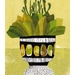 Potted A4 Giclee Print