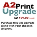 A2 Size Upgrade for Giclee Art Prints