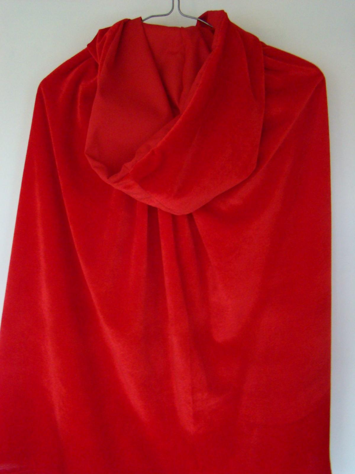 Little Red Riding Hood Cloak Felt