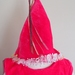 Fairy / Princess Tunic and attached Cape and matching Hat