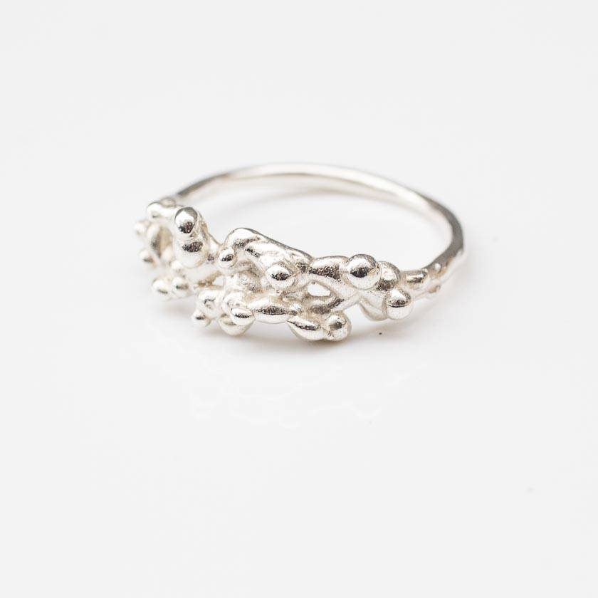 Inno Ring - sterling silver