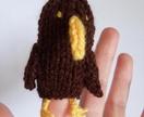 Kiwi Finger Puppet
