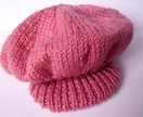 Baker Boy Hat   Cashmerino