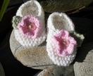 Flower Slip Ons