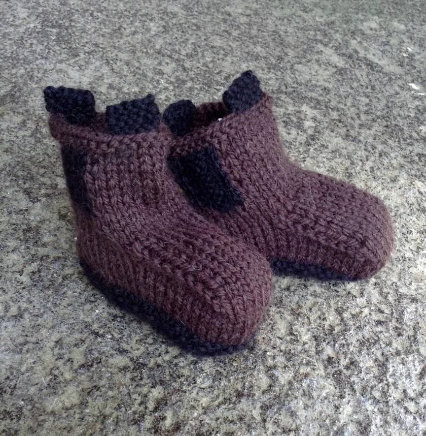 Work Bootees