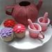 Teapot/Cupcakes