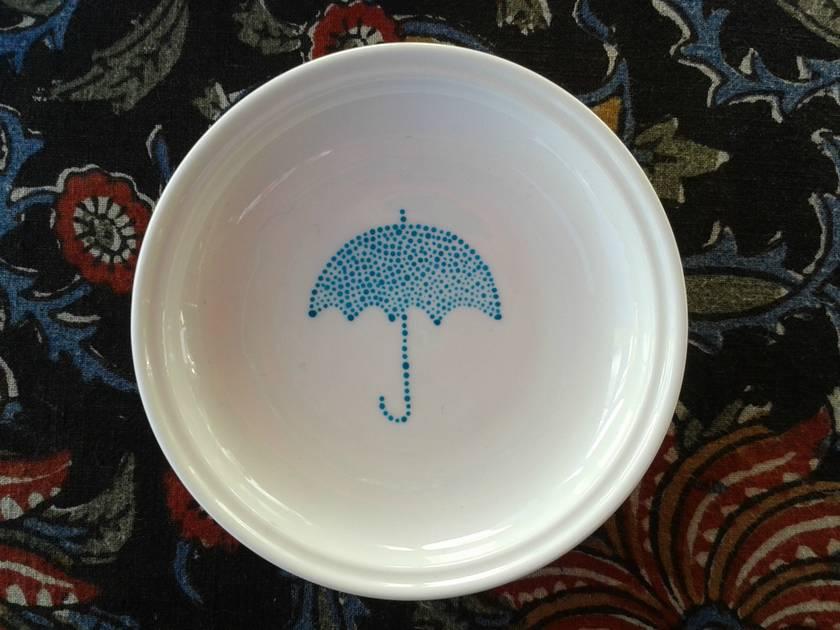 'Rain, Rain, Go Away'