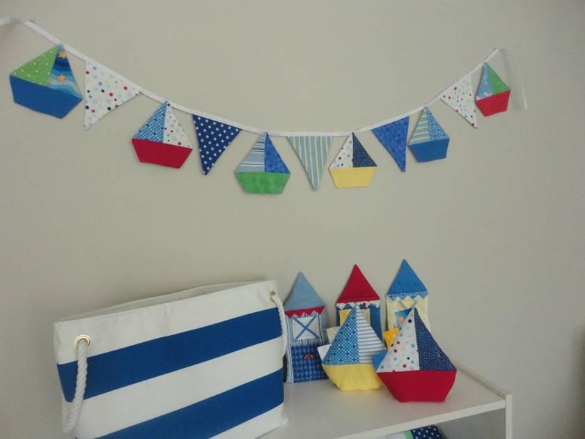 Nautical Themed Bunting