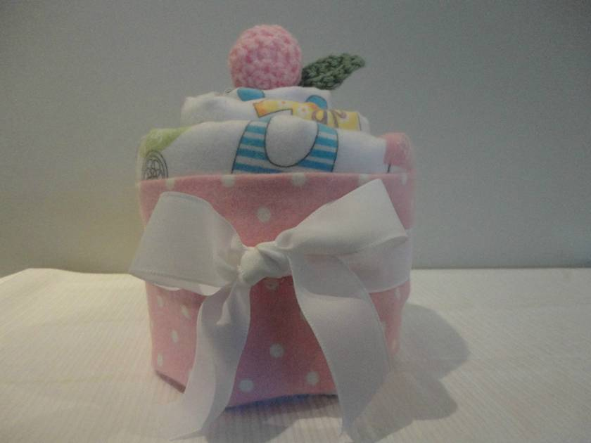 Cup Cake Snuggle Blanket