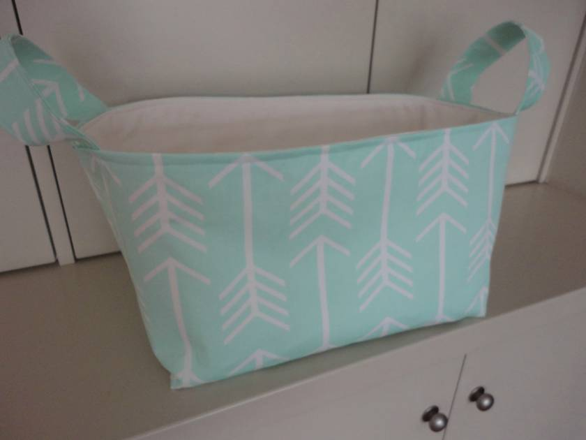 Custom Listing Fabric Baskets