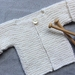 French Design Baby Cardigan