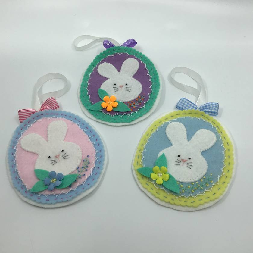 Easter Pouches