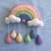 Felt Rainbow