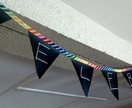Chalkcloth Bunting - 3 Metres Long