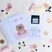 Baby Shower Card & Gift Voucher Present - Baby Bear