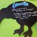 Personalised Kiwi Hanging Chalkboard