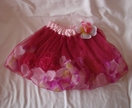 Flower Filled Fairy Tutu size 2-6