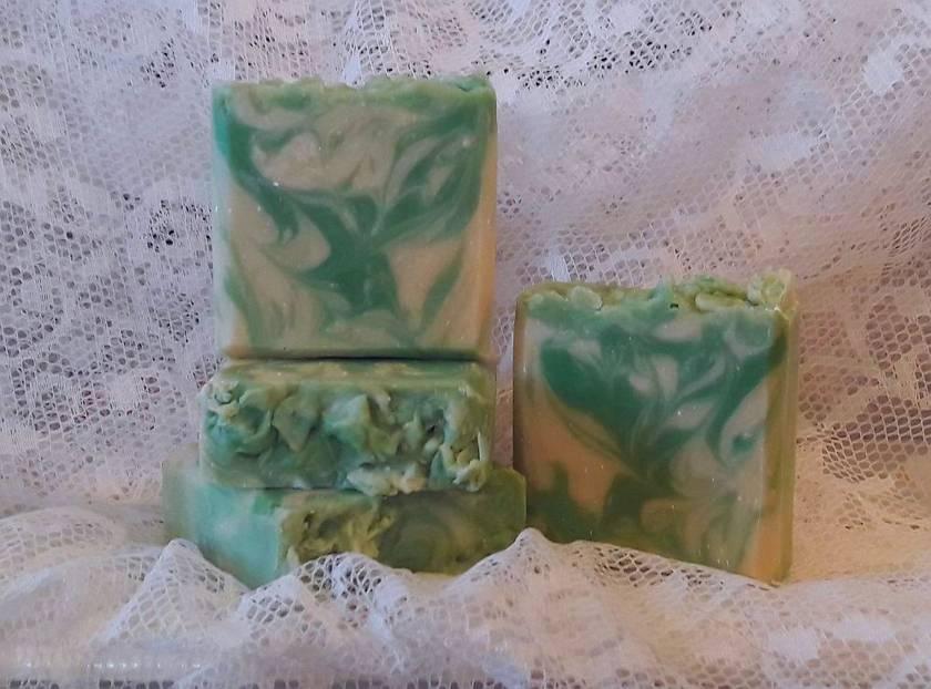 Lime Blossom - Shampoo Bar
