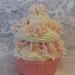 Pink Petticoats Cupcake - Body Soap