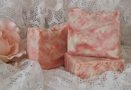 Winter Rose - Body Soap