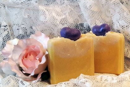Lemon & Lavender - Shampoo Bar