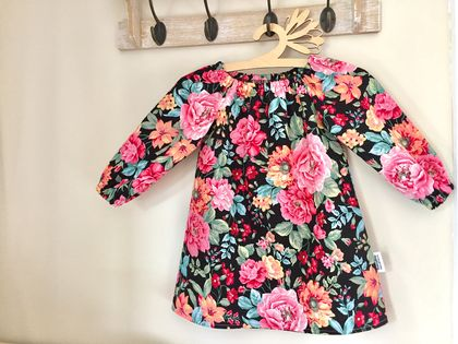 Spring Time Flowers Dress
