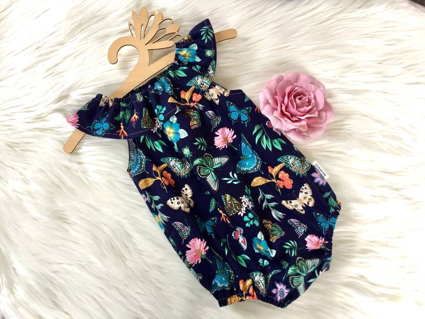 Butterfly Playsuit